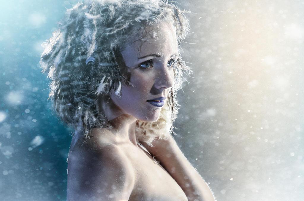 アナと雪の女王の偽物