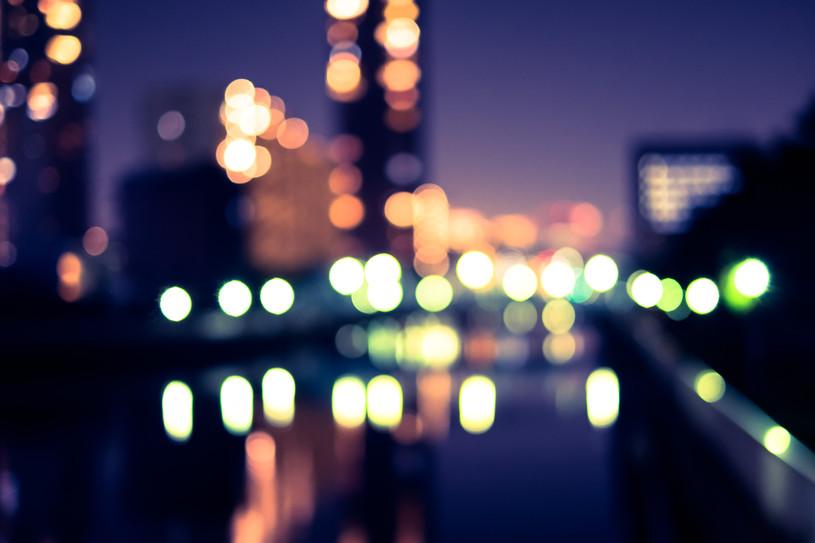 幻のような美しい大都会東京