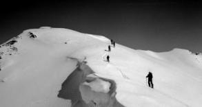 頂上までの道のり