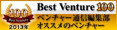 Best Venture 100 2013